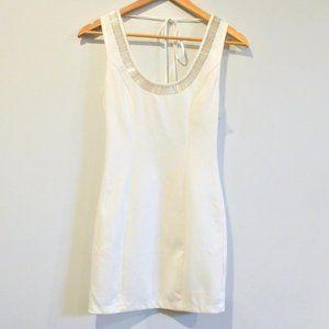 CNWT Urban Outfitters Ark & Co. White Mini Dress